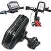 Motorcycle Bike Waterproof Case Bag and Mount Holder For 3.5 4.3 Gar Garmin GPS Navigator 5pcs/lot