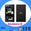 "Unlocked Blackberry Z3 Original cell phone Dual-core 8GB ROM 1.5GB RAM 5.0"" Capacitive Screen 5.0MP Camera BlackBerry 10.2.1 OS"
