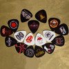 Many different Classical famous band guitar picks making plectrums,hot sell guitar accessories