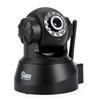 Mini Wireless Security IP Camera Webcam Web CCTV Wifi Camera IR LED 2-Audio NightVision DH P2P Surveillance Black EU Adapter