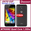 "Original Jiayu G2 phone MTK6577 1GB 4GB dual core android 4.0 GPS G2S 4.0"" multi-touch black white"