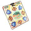 Super Dance Non-slip Dancing Dance Mat Pad Blanket Step 100 Songs 9 Games USB for PC & TV