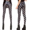 East Knitting BL-503 2014 New Arrival Eye See You Legging Fitness Pants Women Punk Leggings Free Shipping