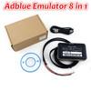 10pcs/lot New Adblue emulator 8in1 Adblue Emulator adblue 8 in 1 OBD2 Scanner