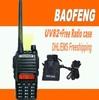 DHL Freeshipping+Baofeng uv walkie talkie vhf uhf dual band dual watch dual standby 2 way radio uv82 uv-82 UV-82L+case for uv 5r