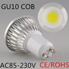 Free shipping 1PCS Dimmable gu10 / E27 / GU5.3 / E14 / B22 / MR16 / 9W 12W 15w COB AC85-265V High Power Led Light Bulbs