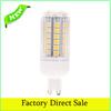 High Power Warm White Led 10w Stripe Cover 220V G9 Led Lamp Bulb 5050 SMD 48 LEDs 360 Degree Led Light