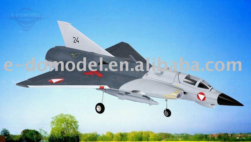 Saab 35 Draken. Wholesale rc airplane SAAB J35