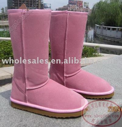 sheepskin boots leisure boots
