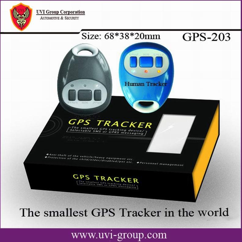Human Gps Chip