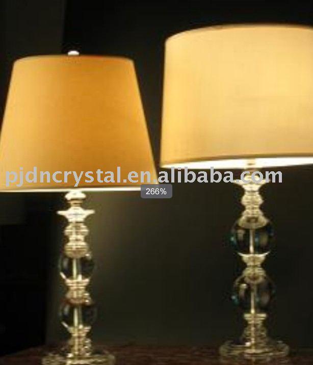 Wholesale crystal lamp