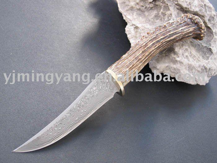 Damascus Steel Knife Blanks Damascus Steel Knife