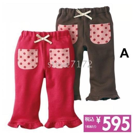 New Baby pants Nissen Cotton pp pants tights leg warmer infant leggings shorts girls pants ST-442A