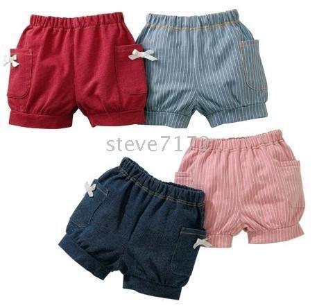 Nissen Shorts Girls  Shorts pants trousers Baby garments knickers panties scanties shortclot ...