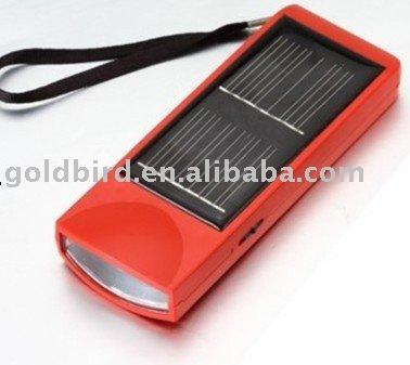 Solar LED Flashlight GBSL011