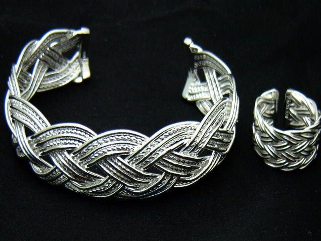 cuff bracelet template. twisted cuff Bracelet+Ring