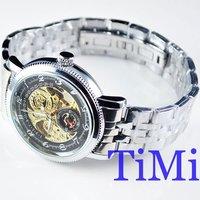 Наручные часы Mens Wrist Watch Tachymeter Date Automatic Mechanical
