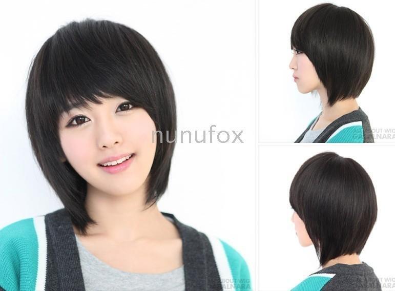 short hair korean styles