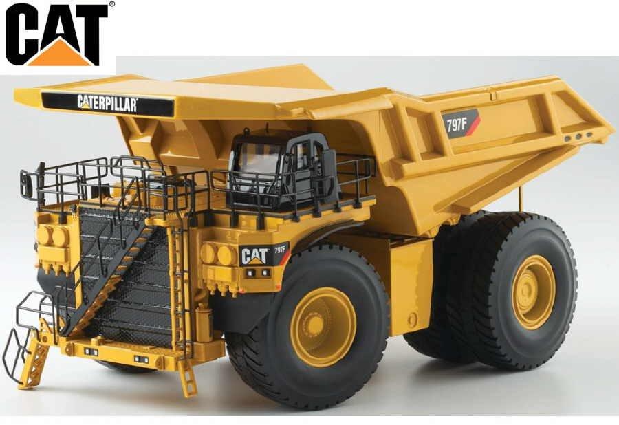 797 caterpillar truck. 55206 - Caterpillar 797F