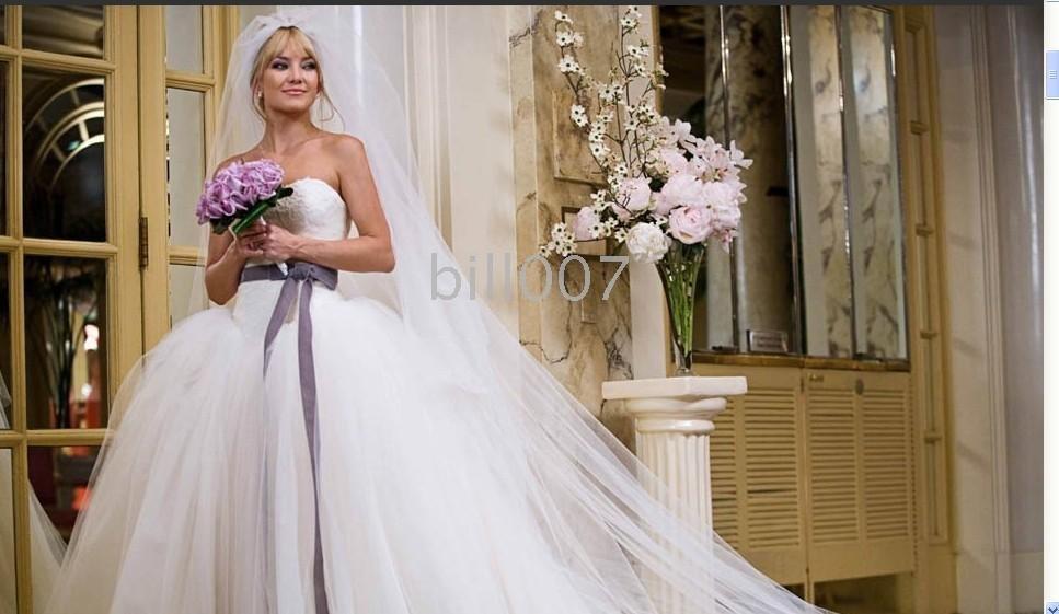 Dresses Wedding vera wang bride wars pictures pictures