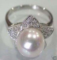 Casa de blanco perla tamaño del anillo: 7/Ringe (China (continental))