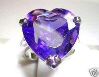 Ringe Amethyst encantadora dama del anillo (China (continental))