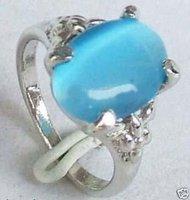 Ringring hermosa jade azul / Ringe (China (continental))