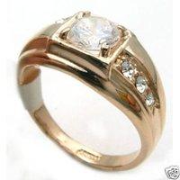 Encantadora dama de blanco de circonio tamaño del anillo (7.8.9.10 / Ringe (China (continental))