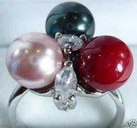 Joyería de Asia turquesa dedo anular 8 # / Ringe (China (continental))