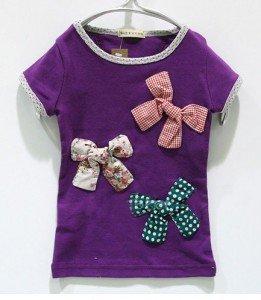 Wholesale Baby land children T-shirt girls t-shirts garments Shirts children costume Blouse tshirts top BL ...