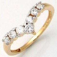 Generoso corazón popular de mujeres forma de anillo Ringe (China (continental))