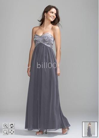 Fashion Trends: Long Chiffon Dress Fashion