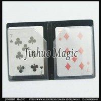 Free shipping,Cartes a jouer bicycle playing card magic tricks-12pcs/lot-for magic card wholesales