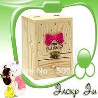Бокс для хранения Jacky Ju New Convenient Underwear Clothes Towel Organizer Holder Home Storage Box Closet Case