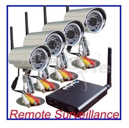 Outdoor Home Security Cameras