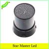 Amazing Star Master Night Light Novelty LED Sky Star Master Light Projector Lamp Night Lamp with Free Shipping