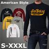 New 2014 S-XXXL Autumn Winter 100% Cotton Long Sleeve Men T-shirt Man Tees Full Sleeve Male Apparel T Shirt Clothing