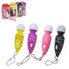 20*65mm Waterproof Mini Flower AV Vibrator G spot Vibrating AV wand Massager Bullet Vibrator Female Masturbation sex toy T193