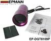 Tansky-(H Q)EPMAN 37mm - Compact Micro Digital Smoked Lens Air/Fuel Ratio Gauge Purple EP-DGT8109P