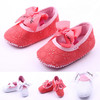 Free Shipping #1505 New Cute Newborn Baby First Walkers Shoes Girls Princess Mary Janes Babe Infant Shoes Girls Shoes