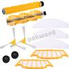 Robot Vacuum Cleaner, Rubber Brush,Side Brush,HEPA Filter,Mop