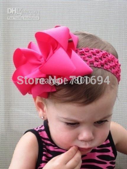 How To Crochet A Bow. hair ow hairbow hairband
