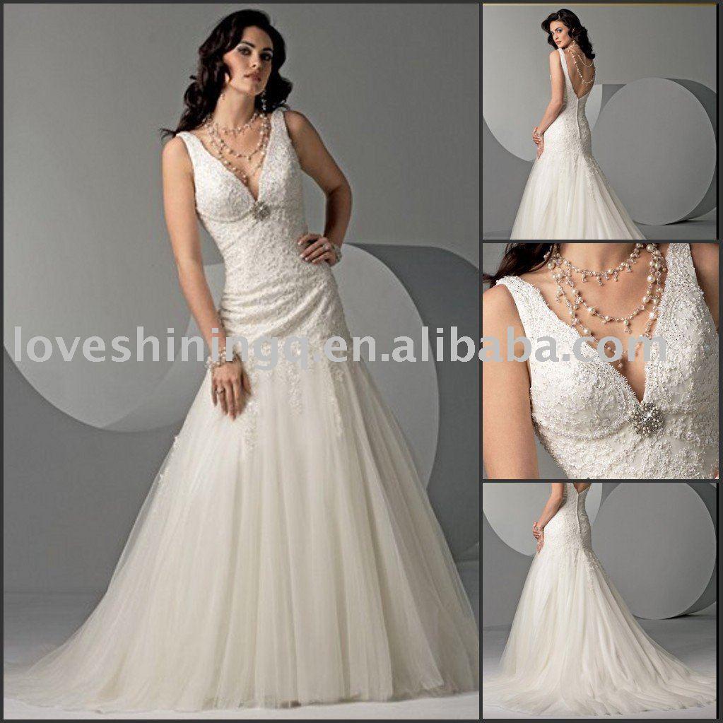 Desginer Hochzeitskleid