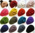 bargain sale Handmade Crochet knit Headband Flower new style ear band