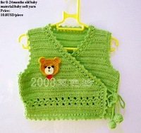 Crochet & Knitted Clothing For Girls, Boys & Babies