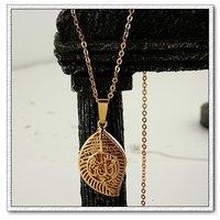 Libre de collar, collar de Allah colgante, de cobre, con colgante de oro 18k, al por mayor y al por menor (China (continental))