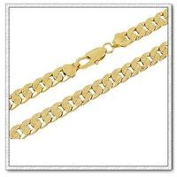 Moda collar de cadena, collar intermitente, con collar de cobre chapado en oro de 18 quilates, un collar de joyas, Gastos de envío gratis (China (continental))