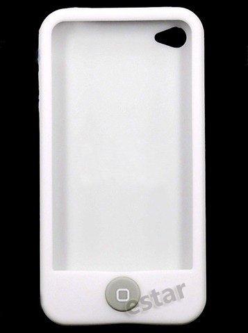 white iphone 4 bumper case. Wholesale Soft case Bumper