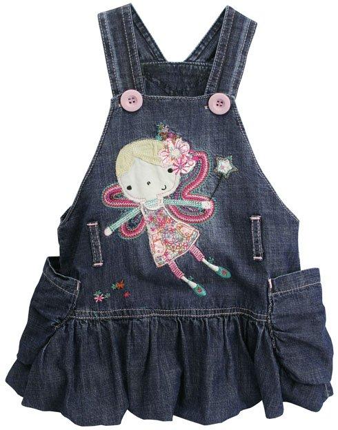 Free shippingwholesales new arrivals Baby Jeans boys girls Suspender skirt