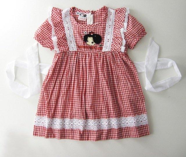 Girl flower dress baby flower dresses children dress kids dress infant dress girls' one-piec ...